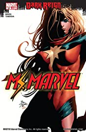 Ms. Marvel (2006-2010) #39