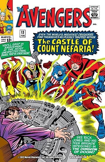 Avengers (1963-1996) #13