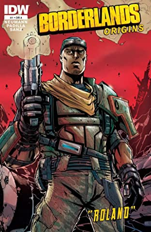 Borderlands: Origins #1