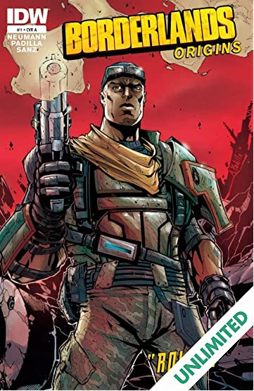 Borderlands: Origins #1 (of 4)