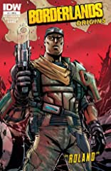 Borderlands: Origins #1