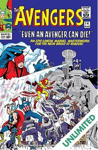 Avengers (1963-1996) #14