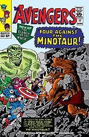 Avengers (1963-1996) #17