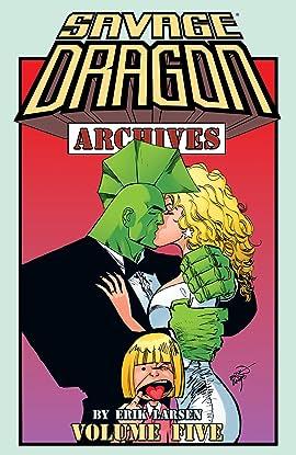 Savage Dragon Archives Vol. 5