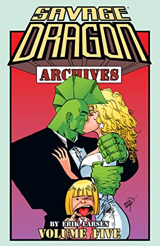 Savage Dragon Archives Tome 5
