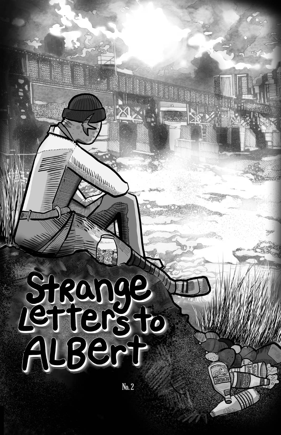 Strange Letters To Albert #2