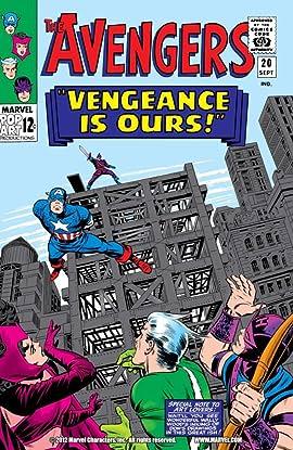Avengers (1963-1996) No.20