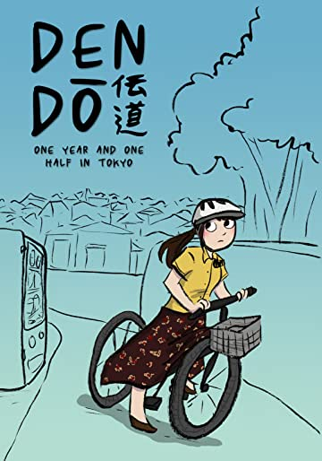 DENDO: One Year and One Half in Tokyo Vol. 7: Month 7: August