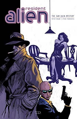 Resident Alien Vol. 3: The Sam Hain Mystery