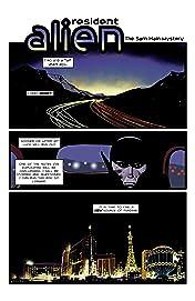 Resident Alien Vol. 3: The Sam Hain Mystery