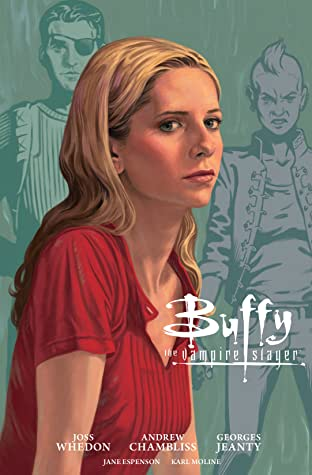 Buffy: Season Nine Library Edition Vol. 3