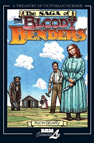 A Treasury of Victorian Murder Vol. 9: The Bloody Benders Preview