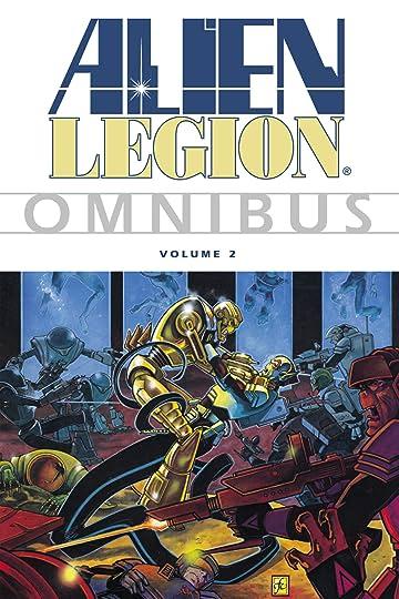 Alien Legion Omnibus Vol. 2