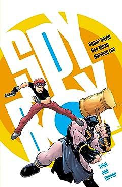 SpyBoy Vol. 2: Trial and Terror