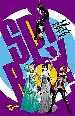 SpyBoy Vol. 3: Bet Your Life