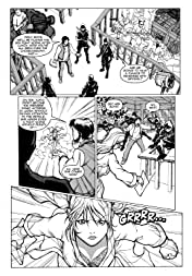 SpyBoy Vol. 6: The M.A.N.G.A. Affair