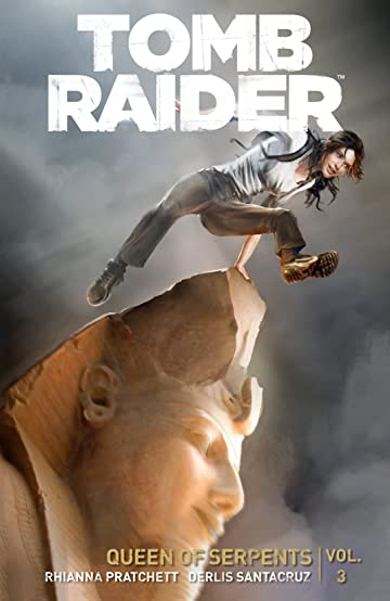 Tomb Raider Tome 3: Queen of Serpents