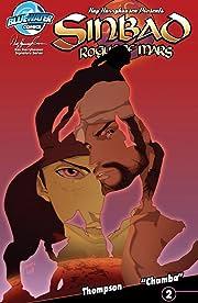 Ray Harryhausen Presents: Sinbad - Rogue of Mars #2