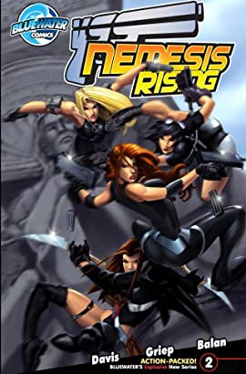 Victoria's Secret Service: Nemesis Rising #2 (of 5)