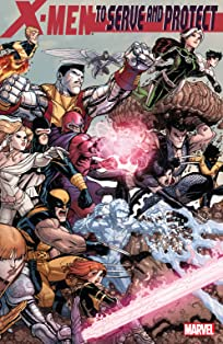 X-Men: To Serve And Protect