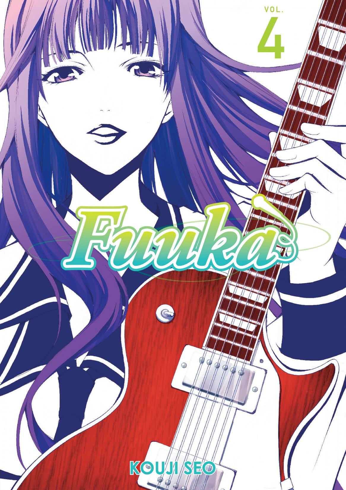 Fuuka Vol. 4