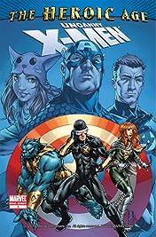 Uncanny X-Men: The Heroic Age #1