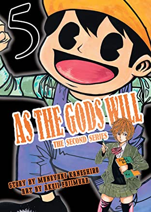 As the Gods Will The Second Series Vol. 5