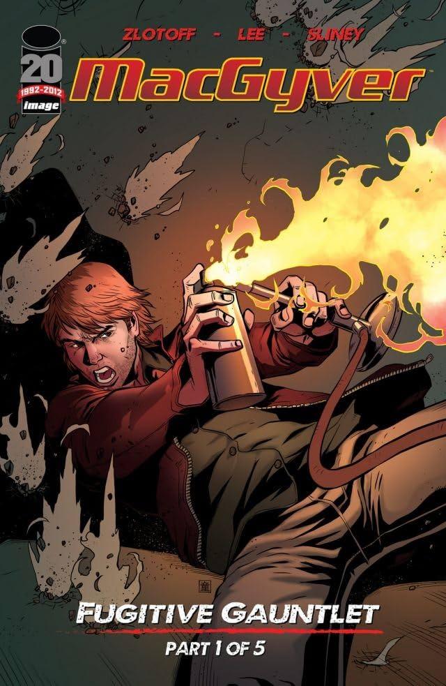 MacGyver: Fugitive Gauntlet #1 (of 5)