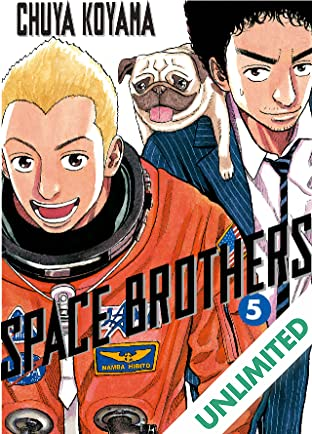 Space Brothers Vol. 5