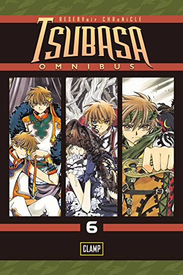 Tsubasa Omnibus Vol. 6