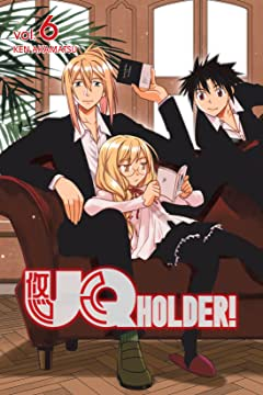 UQ Holder! Vol. 6