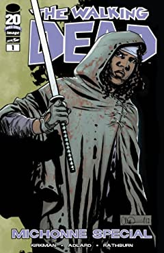 The Walking Dead Michonne Special