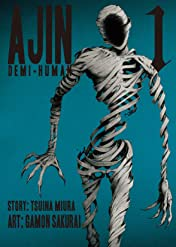 AJIN: Demi-Human Tome 1
