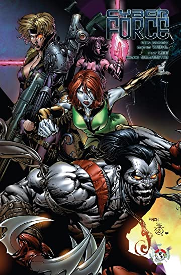 Cyberforce Vol. 1