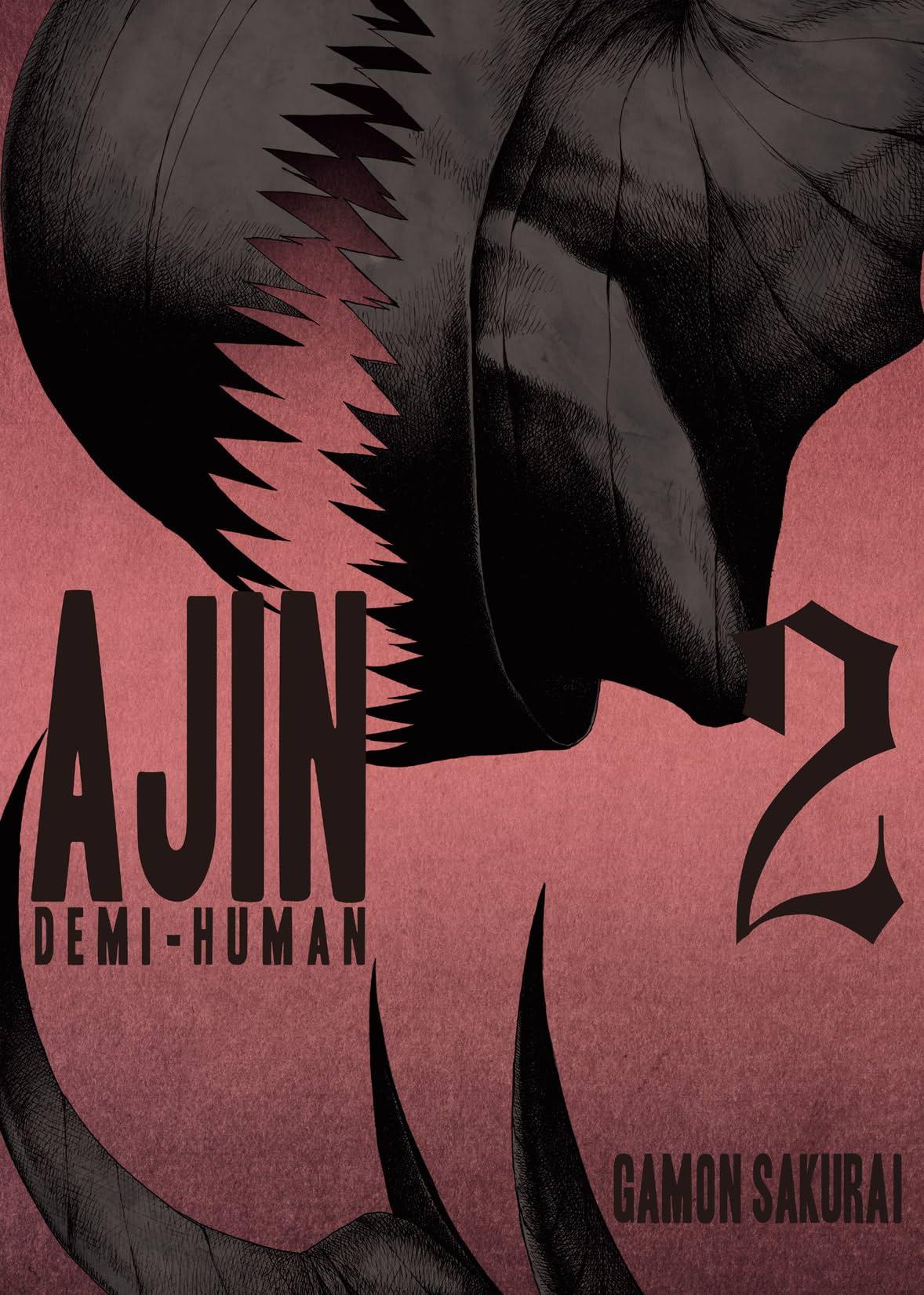 AJIN: Demi-Human Vol. 2