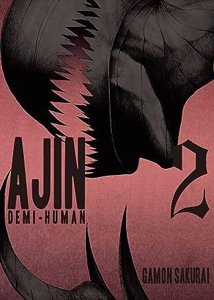 AJIN: Demi-Human Tome 2