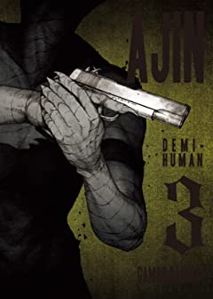 AJIN: Demi-Human Vol. 3