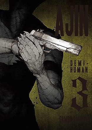 AJIN: Demi-Human Tome 3
