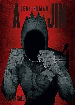 AJIN: Demi-Human Vol. 4