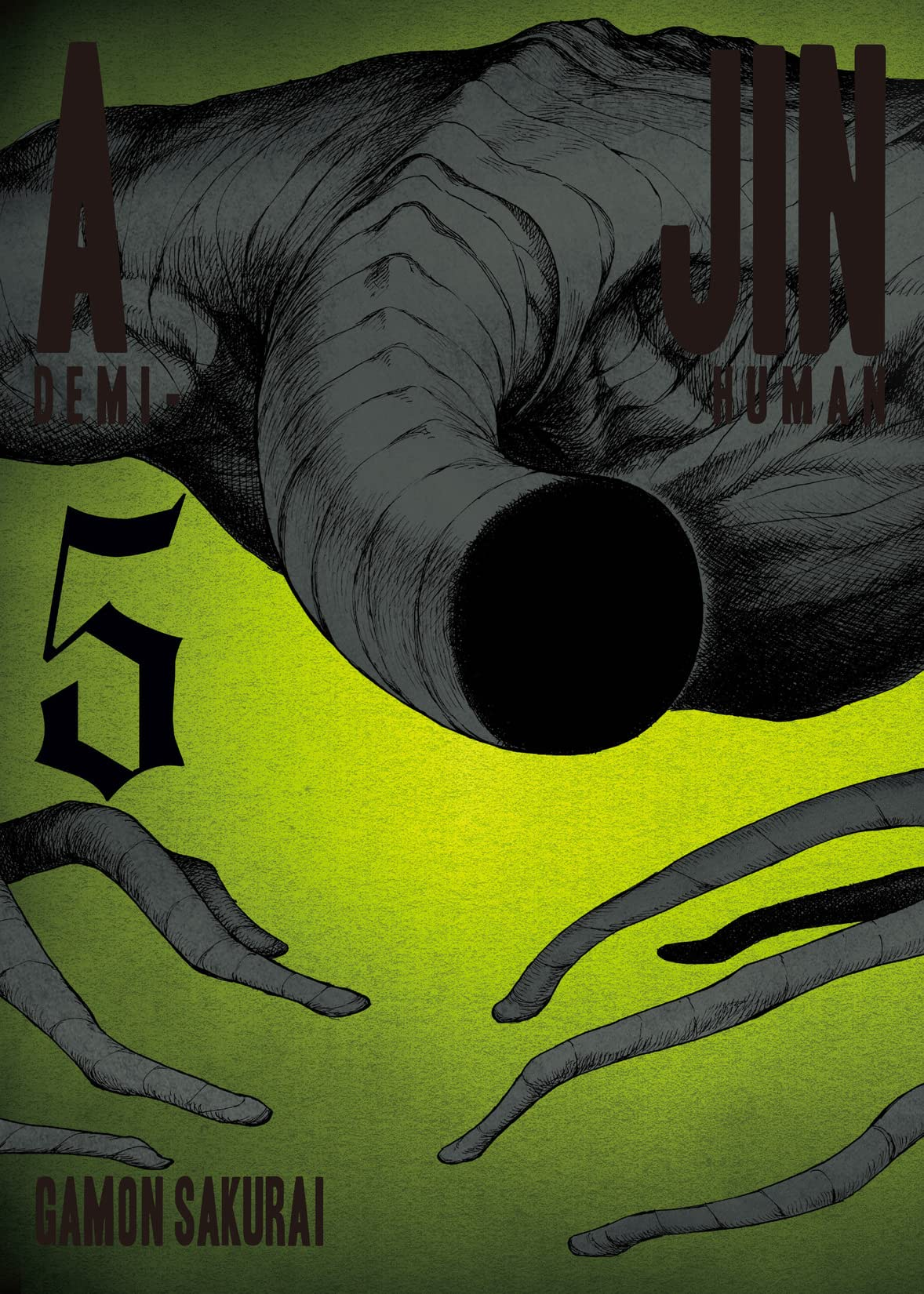 AJIN: Demi-Human Vol. 5