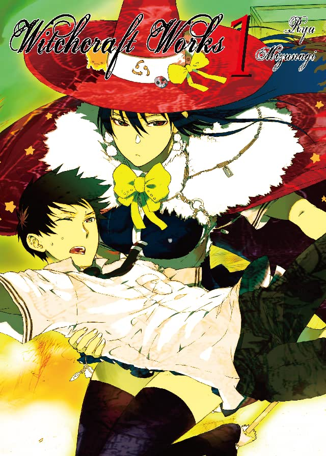 Witchcraft Works Vol. 1