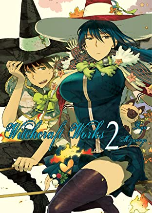 Witchcraft Works Tome 2