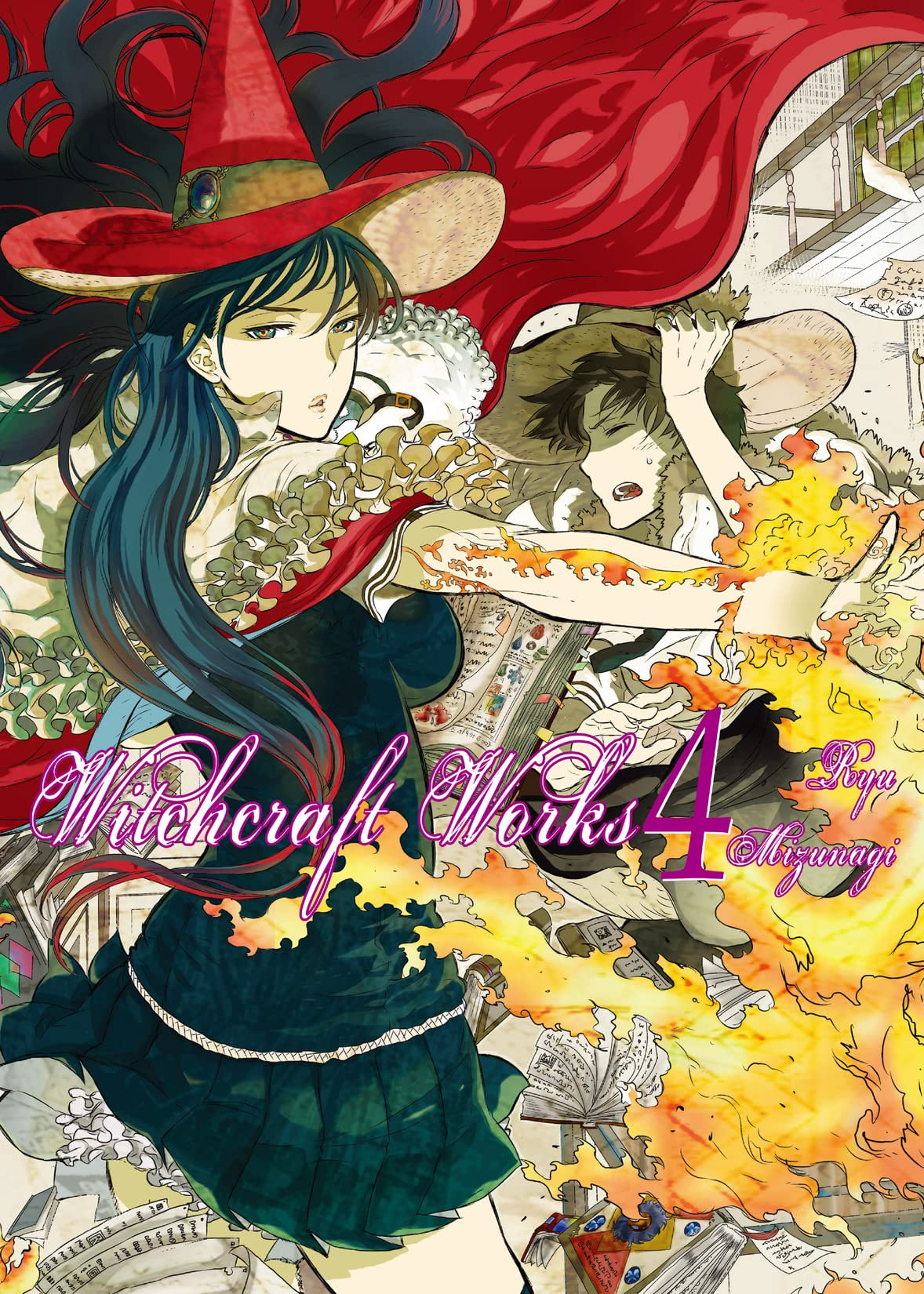 Witchcraft Works Vol. 4