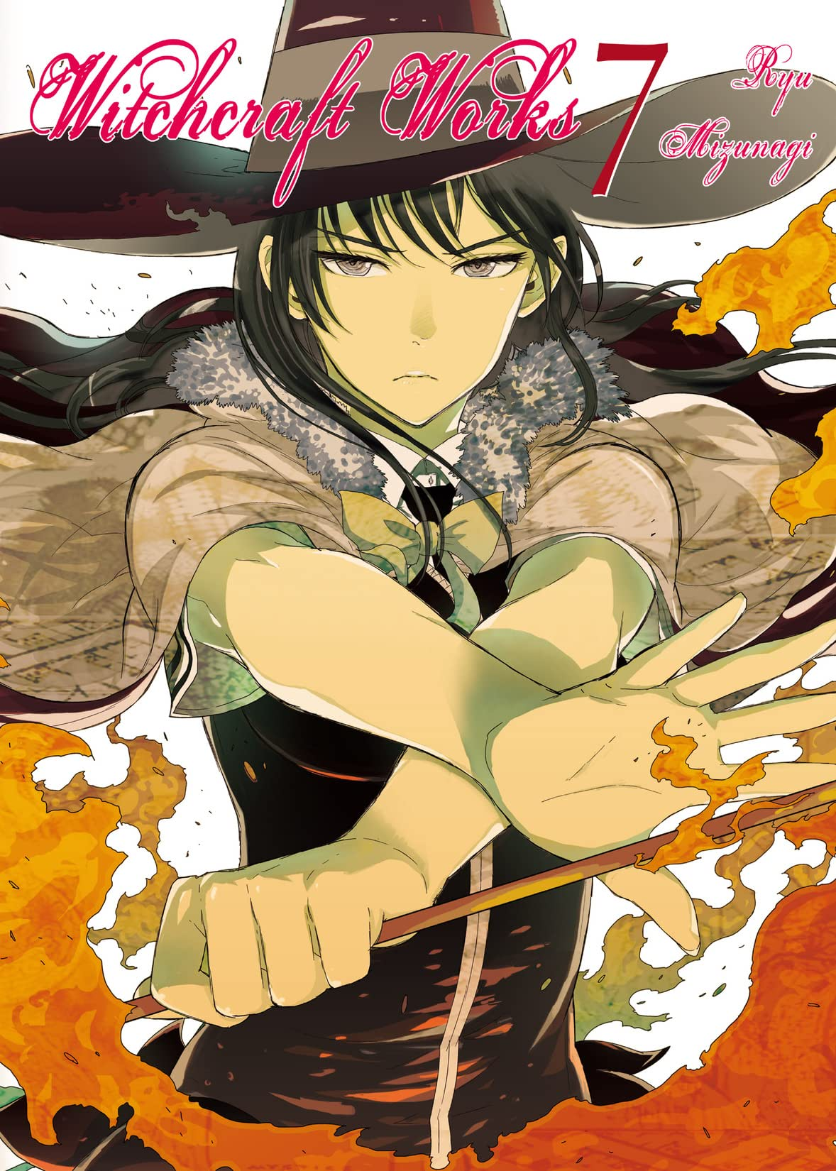 Witchcraft Works Vol. 7