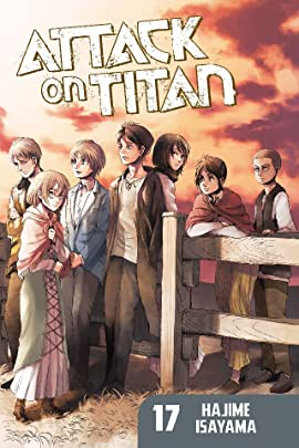 Attack on Titan Vol. 17
