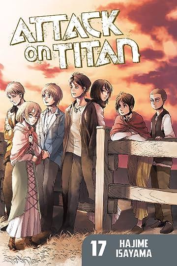 Attack on Titan Tome 17