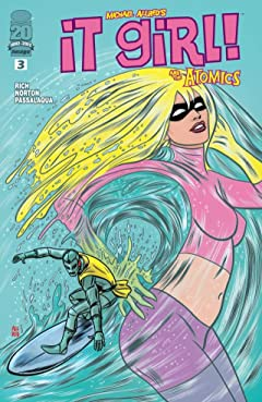 It Girl & the Atomics No.3