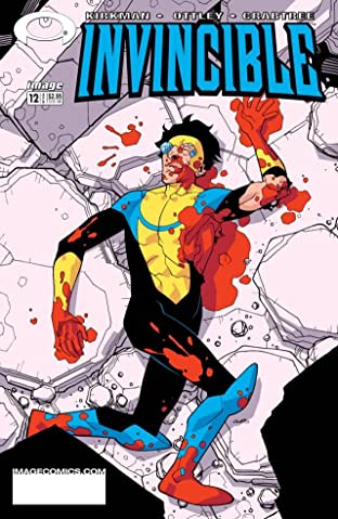 Invincible No.12