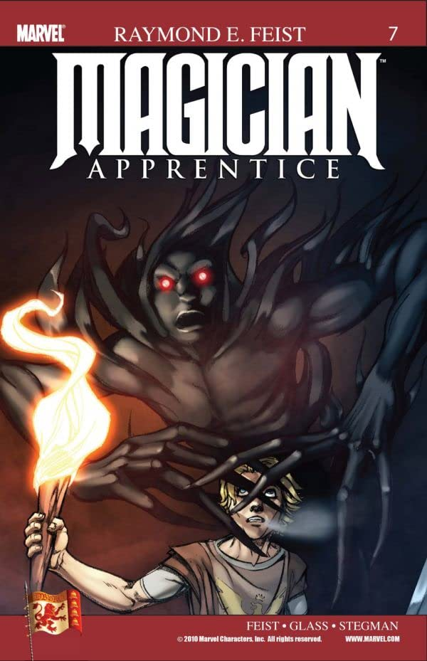 Magician: Apprentice Riftwar Saga #7 (of 17)