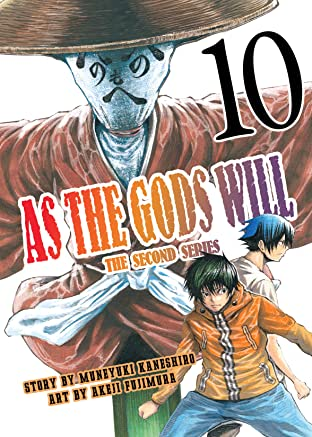 As The Gods Will: The Second Series Tome 10